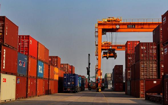 声光报警器—在码头港口上的应用