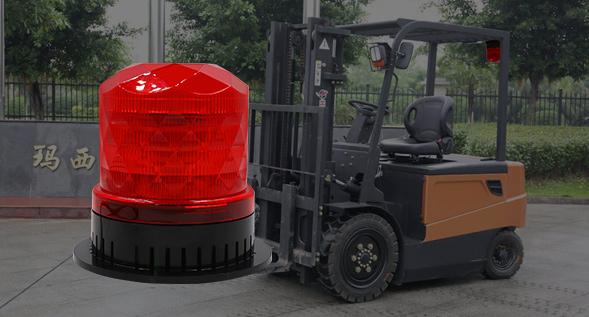 玛西尔电动车-车载警示灯的应用