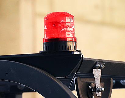 叉车警示灯 工程车吸顶警示灯 LED叉车倒车灯