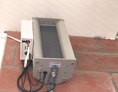 户外微波感应语音提示器Powersound OD