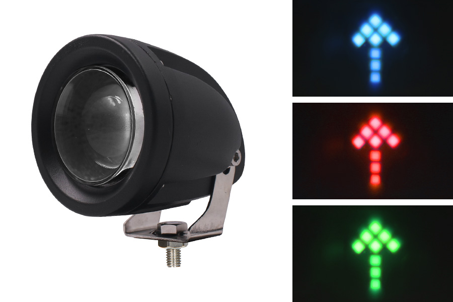 叉车LED箭头警示灯